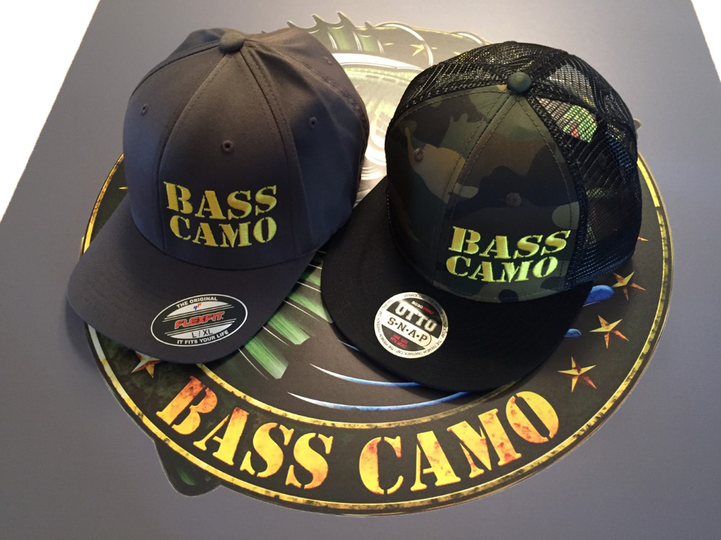 Bass Camo New Product Press Release