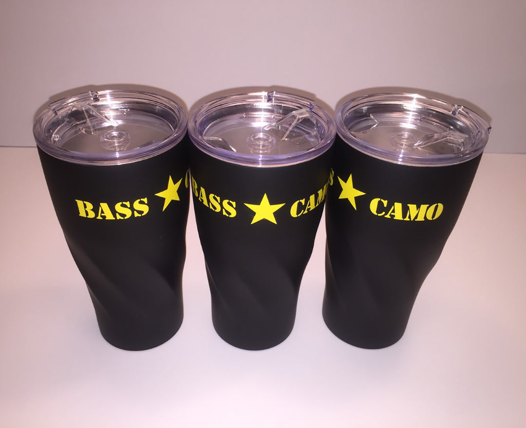 Bass Camo New Product Release 20oz Copper Vacuum Insulated Tumbler.