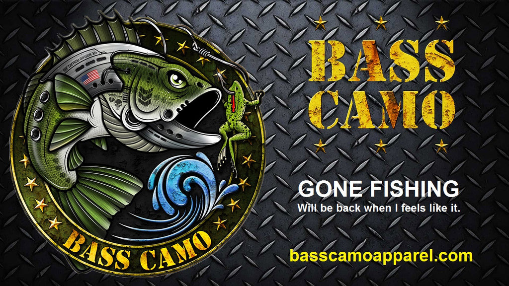 Bass Camo launches YouTube channel in 2017 !