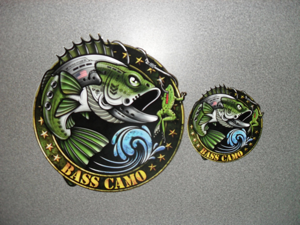 Bass Camo New Product News Release