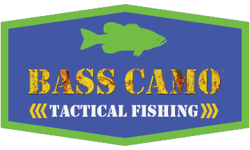 "Bass Camo Fishing Decals premium 3M vinyl indoor/outdoor laminated to protect against sun fade and waterproof available in 4"" 8"" and 5""x 3"""