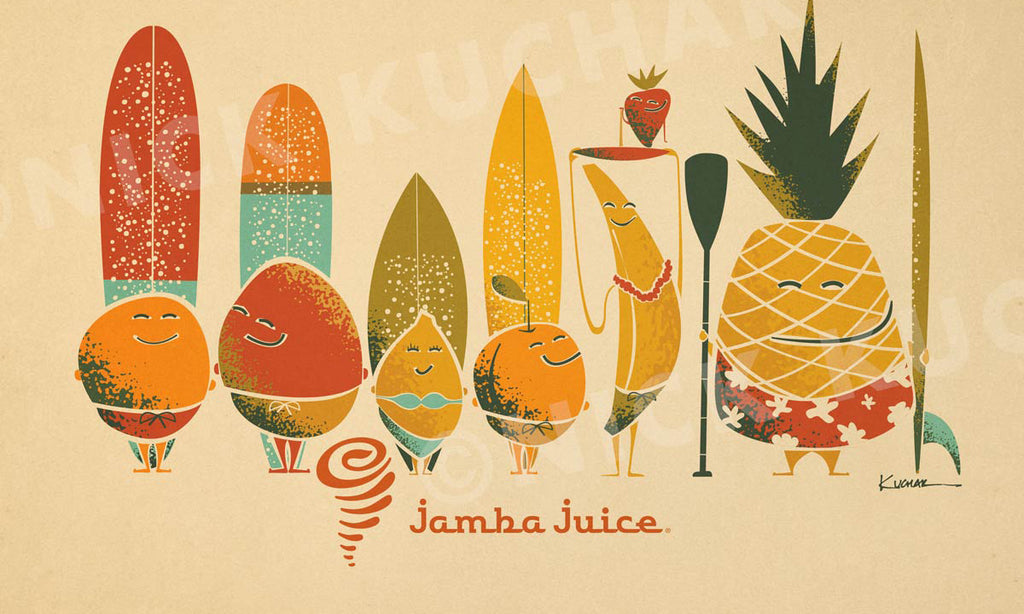 Jamba Juice Holiday Gift Cards