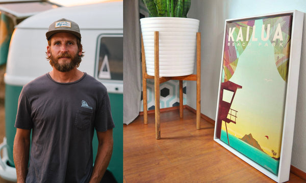 O'ahu Artist Nick Kuchar to Open First Store in Kailua Town