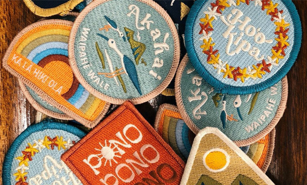 100% of Profits from Values Patches to Benefit Hawai'i Nonprofits