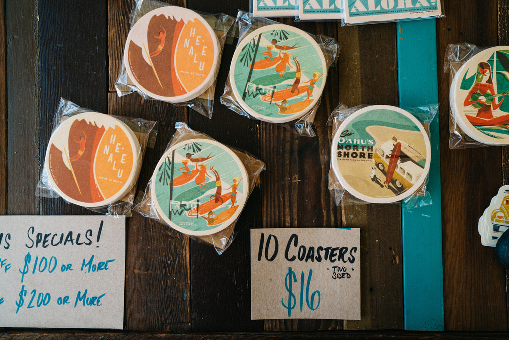nick-kuchar-vintage-hawaiian-coasters