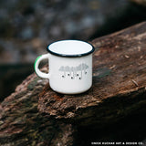 Koolau Dreamin' - Camp Mug 12 oz.