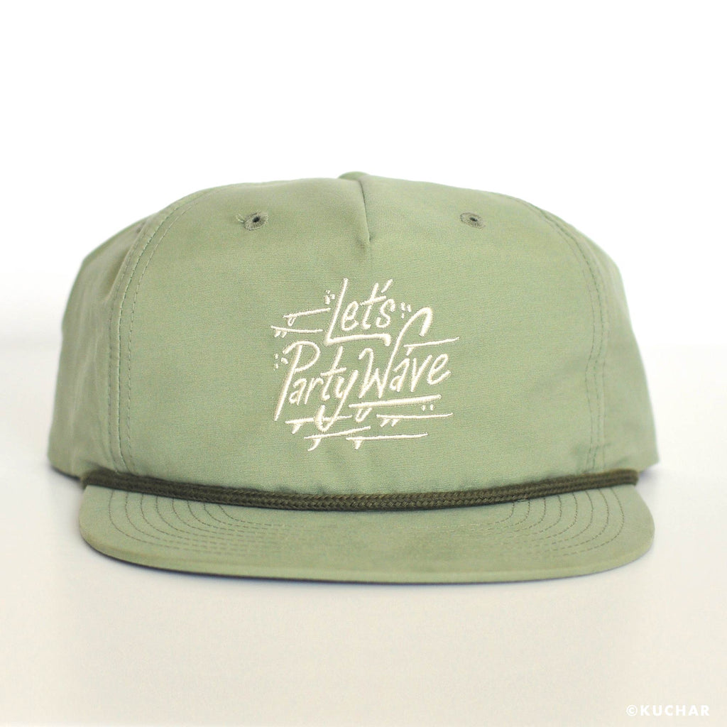 Let's Party Wave - Snapback Hat