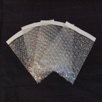 Self-Seal Bubble Bags