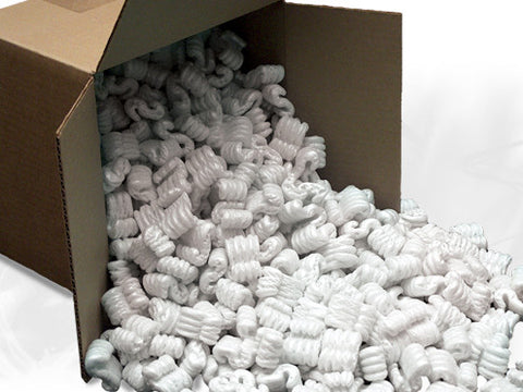 Foam Packing Peanut – Hoover Supply