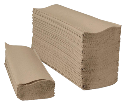 Multi-Fold Towels Kraft