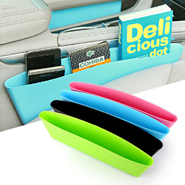 1 Pair Between Seat Car Storage - 4 Colors