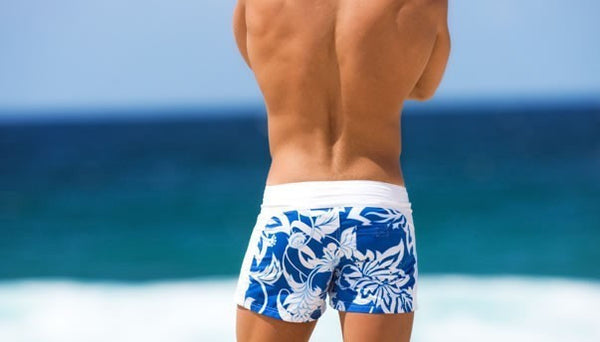 Classic Hawaiian Surf Short - S - XL