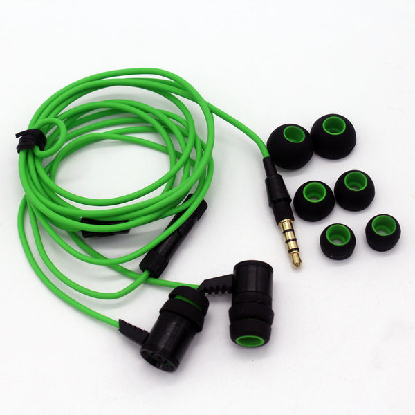 Razer Hammerhead Pro In Ear Headphones With Microphone  Stereo Bass 3.5mm