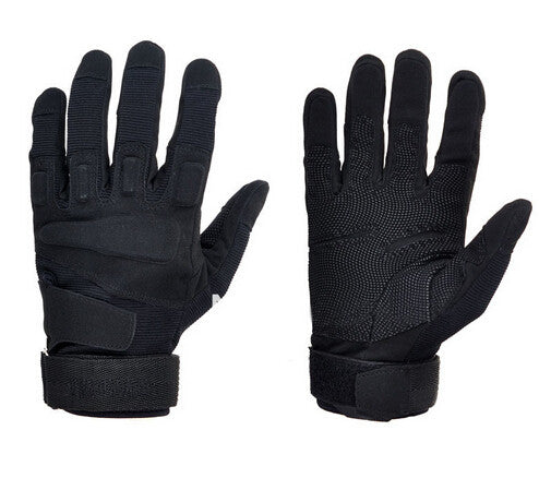 Tactical Outdoor Gloves Anti-Skid Microfiber - M- XL