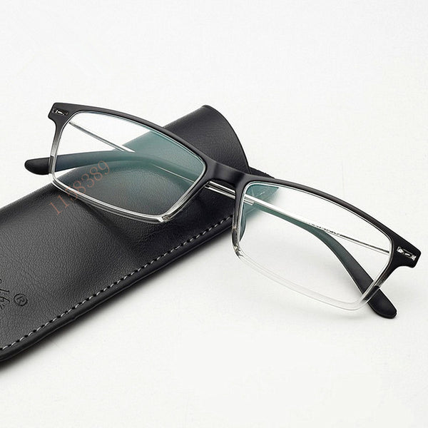 Anti-Reflective Reading Glasses  - +100 - +400