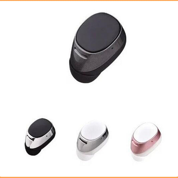 Bluetooth Wireless Earbuds  With Microphone For iphone Samsung - 4 Colors