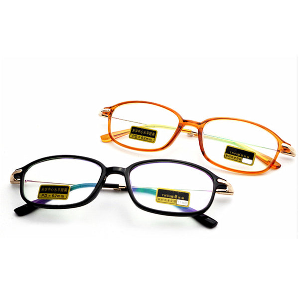 Metal Hinge and Temple Reading Glasses - +100 - +300