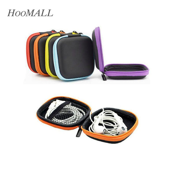 Cable / Earbud Organizer - 5 Colors