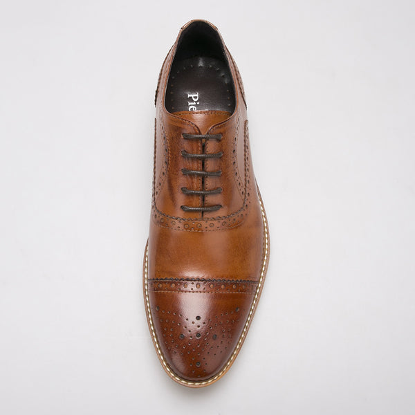 Classic Leather WIngtip