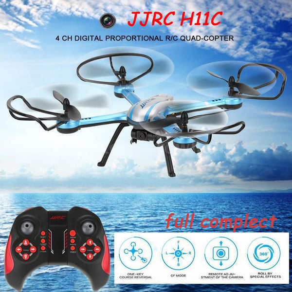 6 Axis One Key Return RC Drone