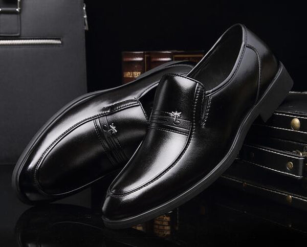 Luxury Leather Business Shoe