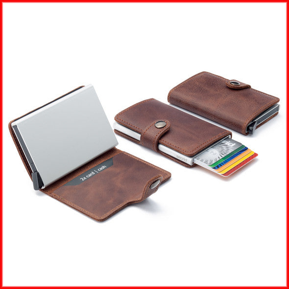 Award Winning Credit Card Secure Wallet
