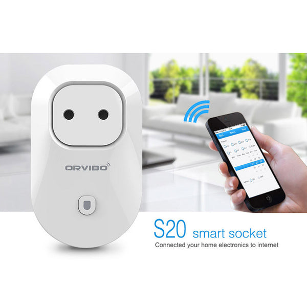 Appliance Control Wi-Fi Smart Travel Plug