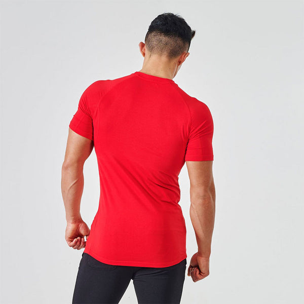 Powerhouse Short Sleeve Training and Workout - M - XXL