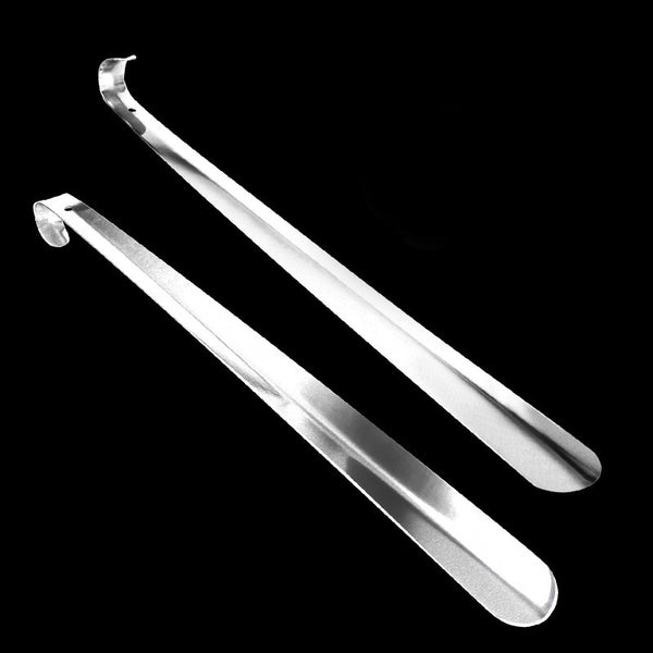 Stainless Steel Easy Handle Shoe Horn