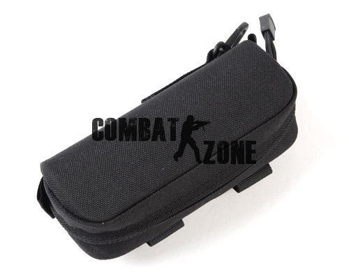Durable Nylon Shockproof Sunglasses Case - 3 Color