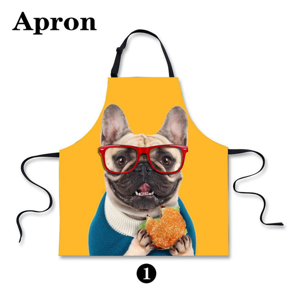 Canine Appeal Work Apron - 6 Patterns