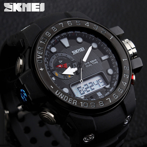 Digital Quartz Military Sport Wristwatch