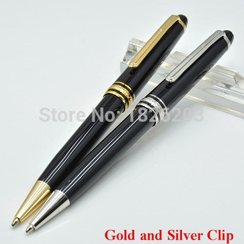 Meisterstuck Silver or Gold Accent Ballpoint Pen