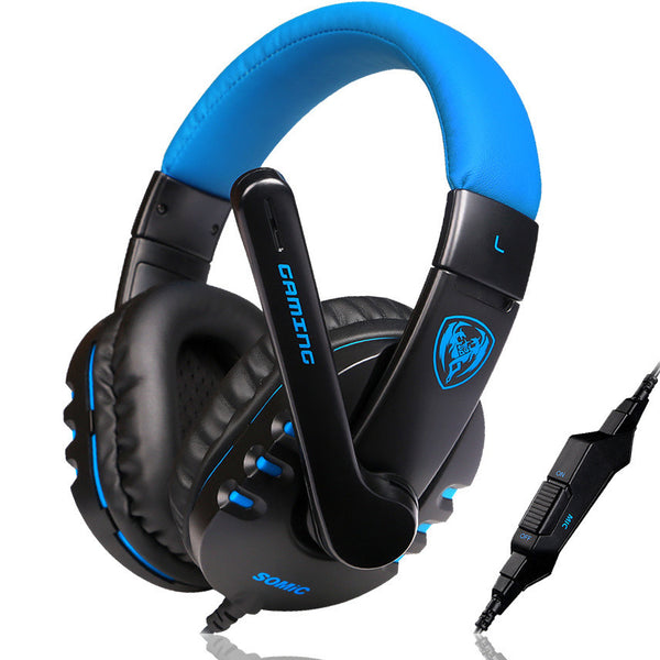 Somic G923 Stereo Gaming Headphone with Microphone