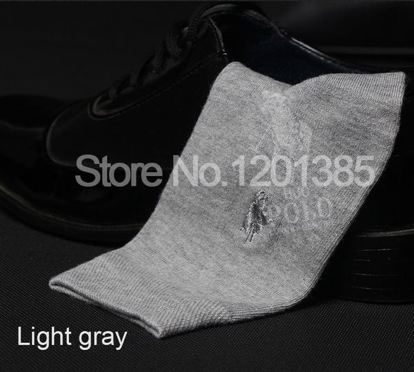 High Quality Cotton Business Sock