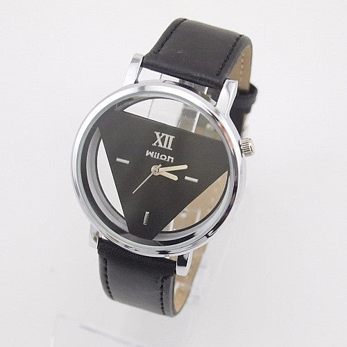 Triangle Skeleton Watch - Ultra Thin Dial