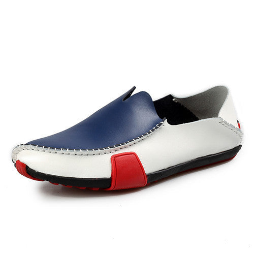 Soft Leather Driving Shoe