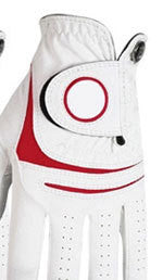 Breathable Soft Pu Leather Golf Glove with Sheepskin
