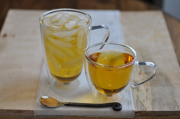 Natural Instant Green Tea for Iced Tea or Hot Tea
