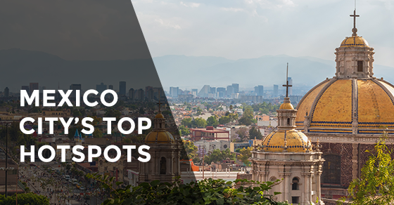 Mexico City's Top Hotspots