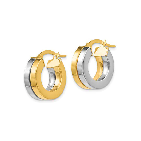 Parell Hoop Earrings