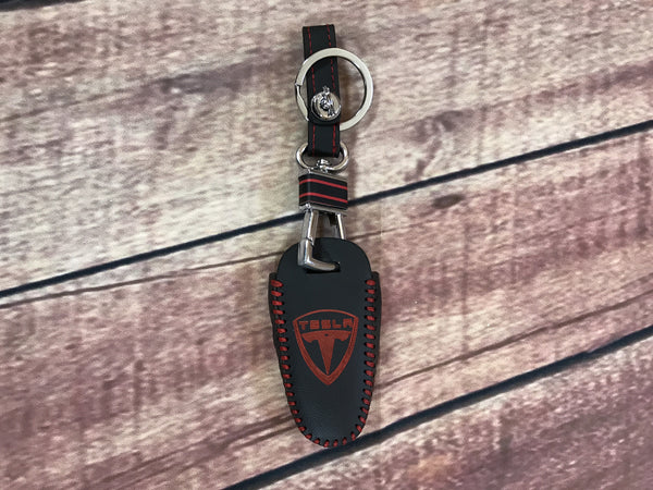 Limited Edition Tesla T Key Ring (SET OF 2)