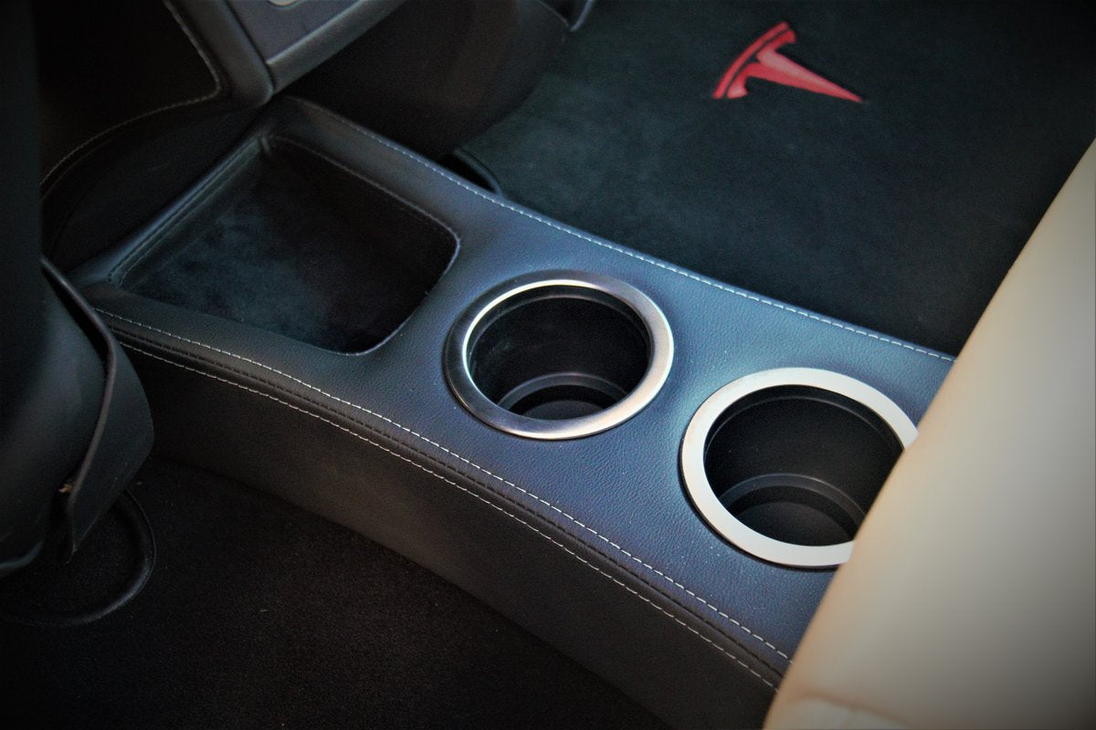 Easy Install Rear Console