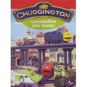 Chuggington - locomotive alla guida! (Vol. 3)
