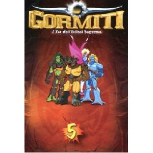 Gormiti - L'era dell'eclissi suprema Vol. 5