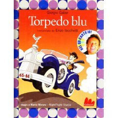 Torpedo Blu. Con CD Audio