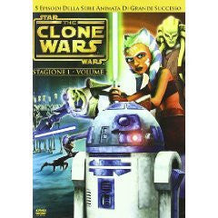Star Wars - The Clone Wars - Stagione 01 #02