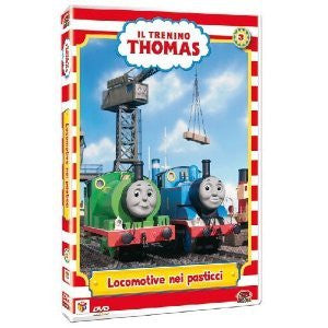 Il trenino Thomas. Vol. 03. Locomotive nei pasticci