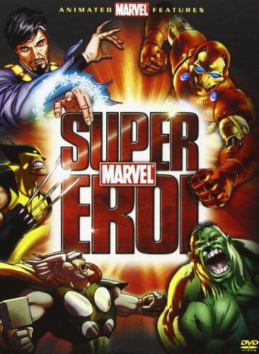 Marvel Super Eroi (3 Dvd)