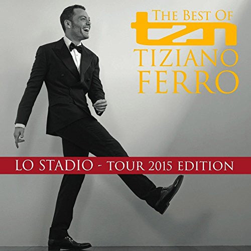 Tzn: Best Of - Lo stadio tour 2015 edition